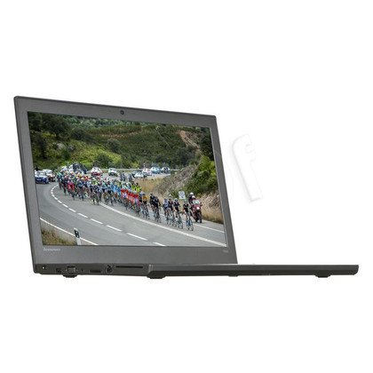 """LENOVO ThinkPad T550 i5-5200U 4GB 15,6"""" FHD 500+8GB HD5500 Win7P W10P Czarny 20CK003KPB 3Y"""
