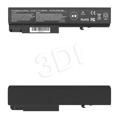 QOLTEC BATERIA DO HP ELITEBOOK 6930P, 4400MAH,11.1
