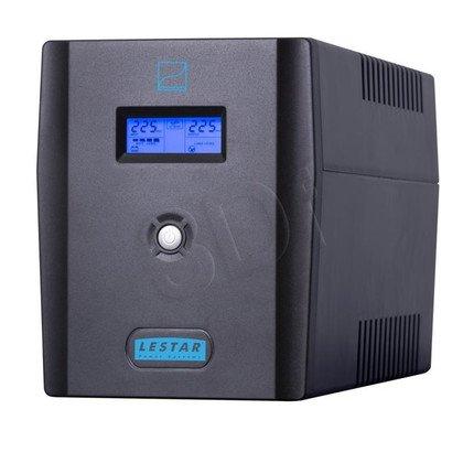 LESTAR UPS SIN-2050X SINUS LCD 6XIEC BL