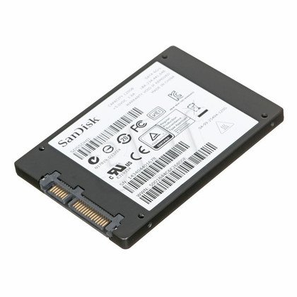 "SANDISK DYSK SSD ULTRA II 240GB 2.5"" SATA 3"