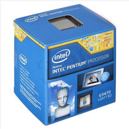 Procesor Intel Pentium Dual-Core G3470 3600MHz 1150 Box