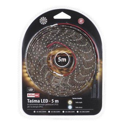 Taśma LED wewn. AJE-300L3528WWI 60LED/m b.ciepły