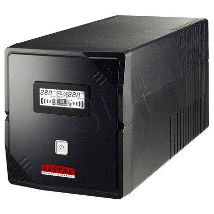 LESTAR UPS V-1000S AVR LCD 2XIEC+2XSCH