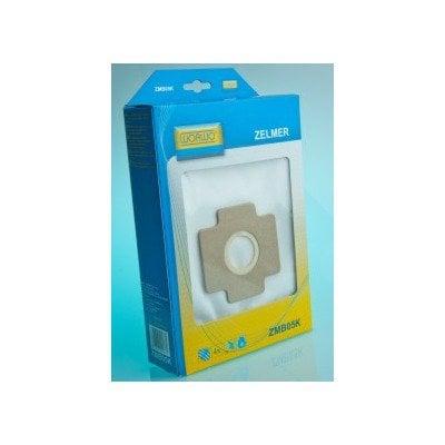 Worki ZELMER 1010 ZMB05K -4 sz + 2 filtry (ZMB05K)
