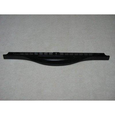 Uchwyt drzwi barok P601H-czarny (8002634)