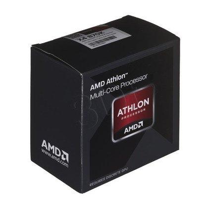 Procesor AMD Athlon X4 870k 3900MHz FM2+ Box