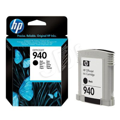 HP Tusz Czarny HP940=C4902AE, 1000 str., 22 ml