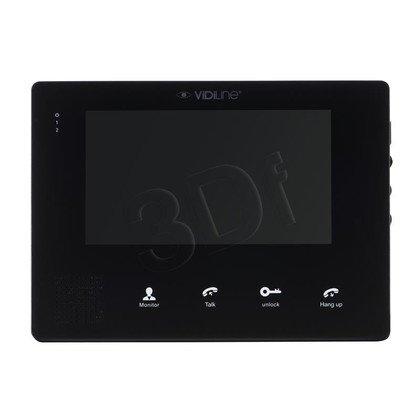Zestaw wideodomofonowy VIDI-MVDP-7-2 WiFi czarny