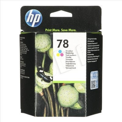 HP Tusz Kolor HP78=C6578A, 970 str., 38 ml