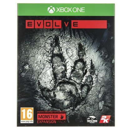 Gra Xbox ONE EVOLVE