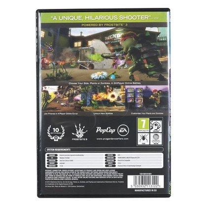 Gra PC Plants vs Zombies Garden Warefare