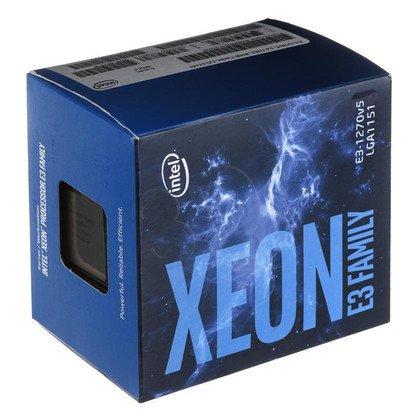 Procesor Intel Xeon E3-1270V5 3600MHz 1151 Box