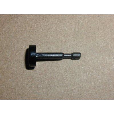 Przycisk 13126-150 20,8mmm czarny (8006461)