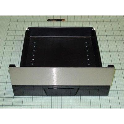 Zespół szuflady 56Sr z nakładką 53S pojemnik z tworzywa czarny (9055814)