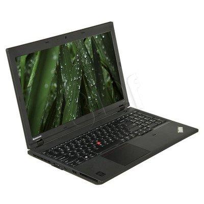"""LENOVO ThinkPad L540 i7-4712MQ 4GB 15,6"""" FHD 500GB HD4600 Win7P W10P Czarny 20AUS30M00 1Y"""