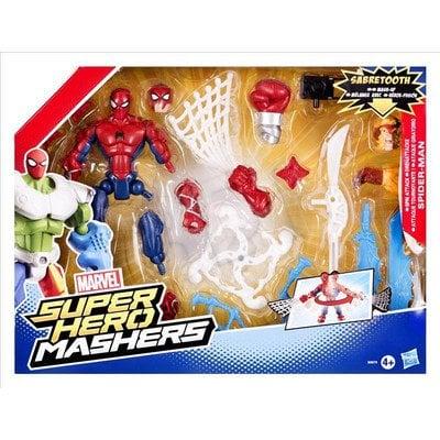 AVENGERS SUPER HERO MASHERS FIGURKA ZE SPECJALNYMI FUNKCJAMI HASBRO B0677 B0679
