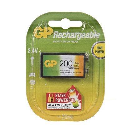 GP Akumulator 20R8H NiMH 200mAh 1szt.