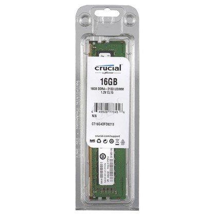 Crucial DDR4 UDIMM 16GB 2133MT/s (1x16GB) CT16G4DFD8213