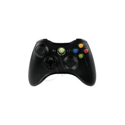 Kontroler Bezprzewodowy do Xbox 360 New Black