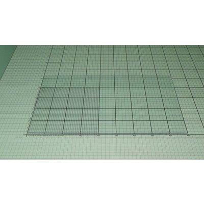 Półka szklana 445x260x4 (1021963)