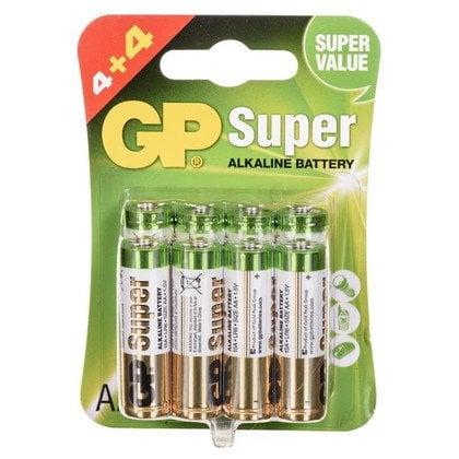 GP Bateria alkaiczna LR6 blister 8szt.