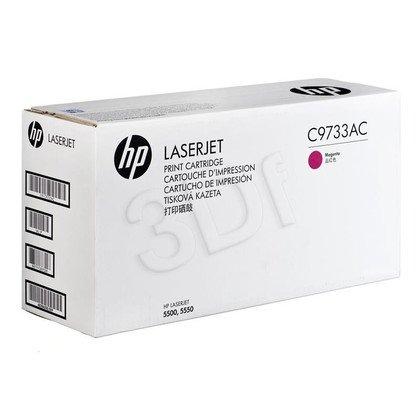 HP Toner Czerwony HP645AC=C9733AC, 12000 str.