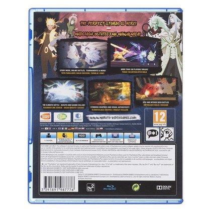 Gra PS4 Naruto Shippuden: Ultimate Ninja Storm 4
