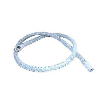 Wąż odpływowy (spustowy) pralki 90 st.z kolankiem (481253029455)