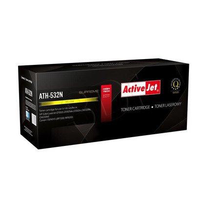 ActiveJet ATH-532N toner laserowy do drukarki HP (zamiennik CC532A)