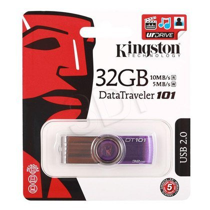 KINGSTON FLASH DT101G2/32GB
