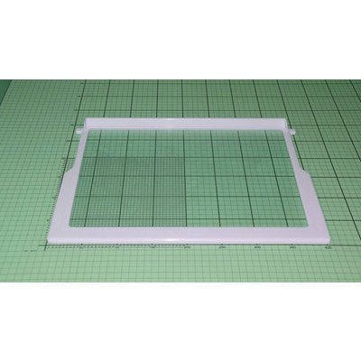 Półka szklana z ramką W 400x290 (1038095)