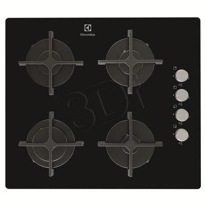 Płyta Gazowa Electrolux EGT16142NK (4-polowa Czarny)