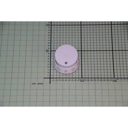 Pokrętło białe 8 funkcji piekarnika E455.00/09.1672K.00 (9042980)