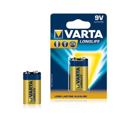 Bateria Longlife 9V LR61 (4008496525423)