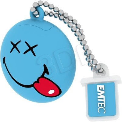 EMTEC FLASH SW103 8GB USB2.0 Happy Days Blue