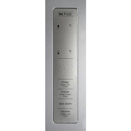 Chłodziarko-zamrażarka Samsung RB38J7215SA (595x1927x650mm Metaliczny grafit A++)