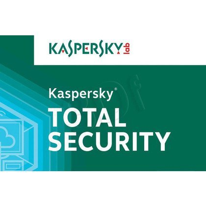 Kaspersky Total Security multi-device ESD 3D/12M