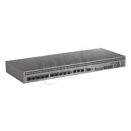 MikroTik RB1100AHx2 1066MHz CPU 2GB RAM 13 xLAN L6