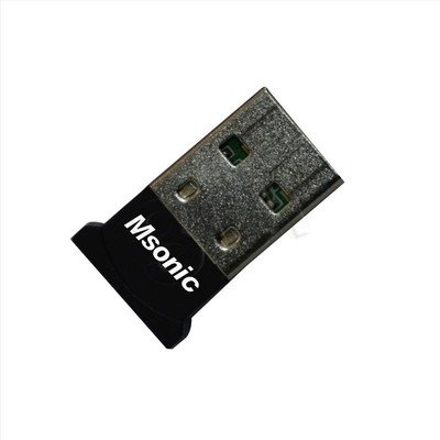 MSONIC ADAPTER BLUETOOTH V2.0 + EDR USB MC7468NK