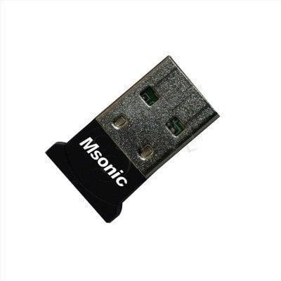 MSONIC ADAPTER BLUETOOTH V2.0 + EDR USB MC7468NK