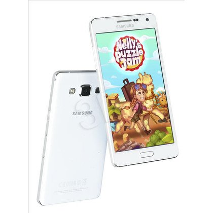 "Smartphone Samsung Galaxy A5 (A500F) 5"" biały LTE"