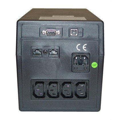 LESTAR UPS SIN-1050X SINUS LCD 4XIEC BL