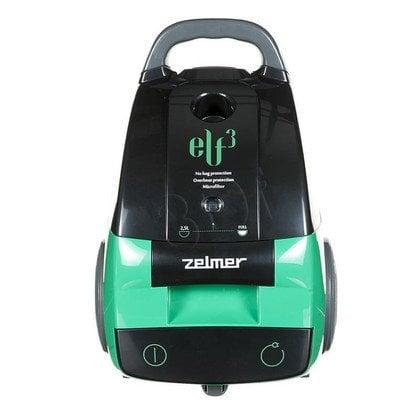 Odkurzacz Zelmer ZVC165 YF (z workiem 700W czarno-zielony)