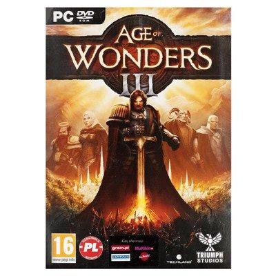 Gra PC Age of Wonders 3 + koszulka