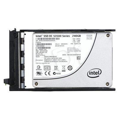 "FUJITSU DYSK SSD SATA 6G 240GB ReadIntensive 2.5"" H-P EP RX1330M1, RX2530M1, RX2540M1"