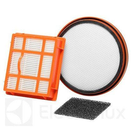 Zestaw filtrów do odkurzacza EF139 Electrolux (9001670992)