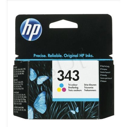 HP Tusz Kolor HP343=C8766EE, 260 str., 7 ml