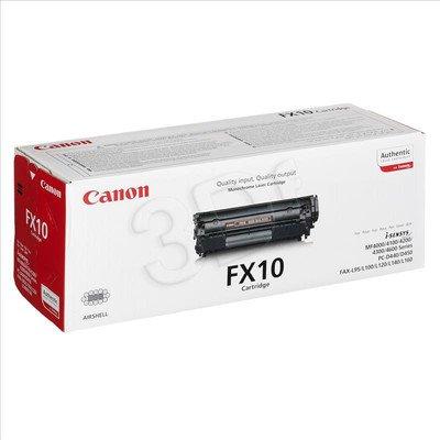 CANON Toner Czarny FX-10=FX10=0263B002, 2000 str.