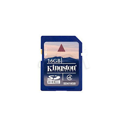 KINGSTON SD SD4/16GB