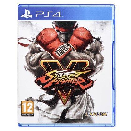 Gra PS4 Street Fighter V